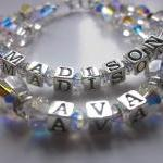 Sparkle Mommy Bracelet- Swa..